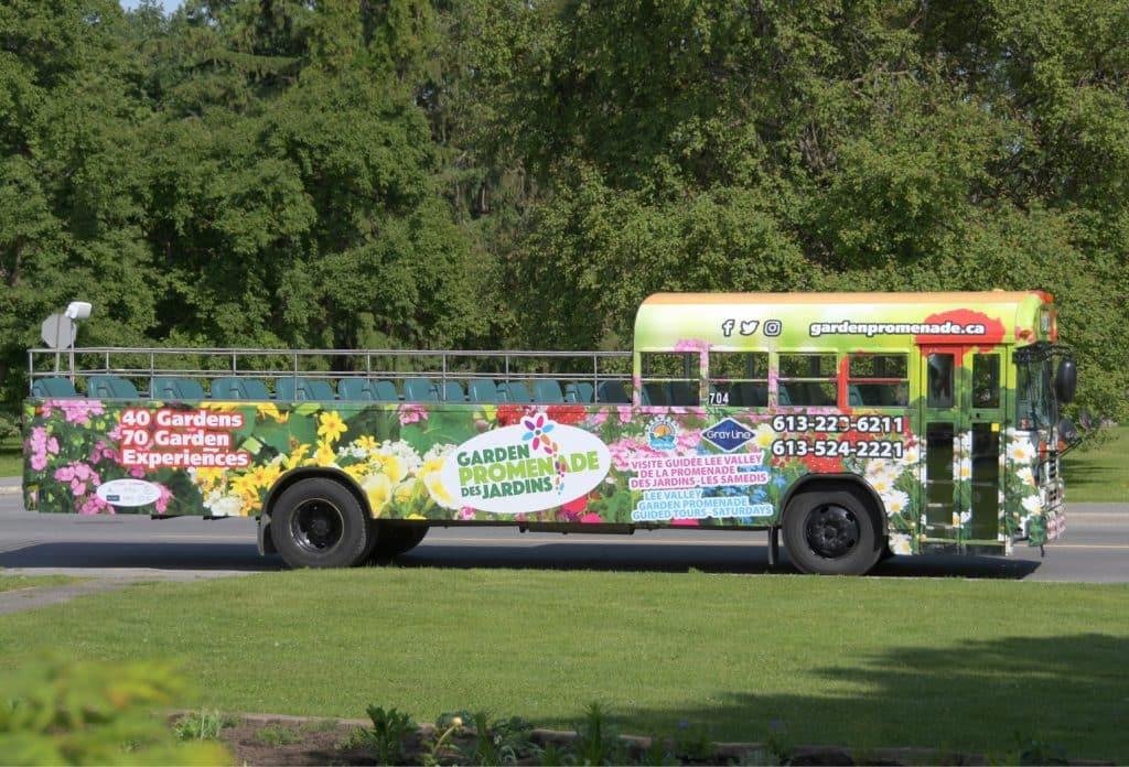 ottawa gardens bus tour